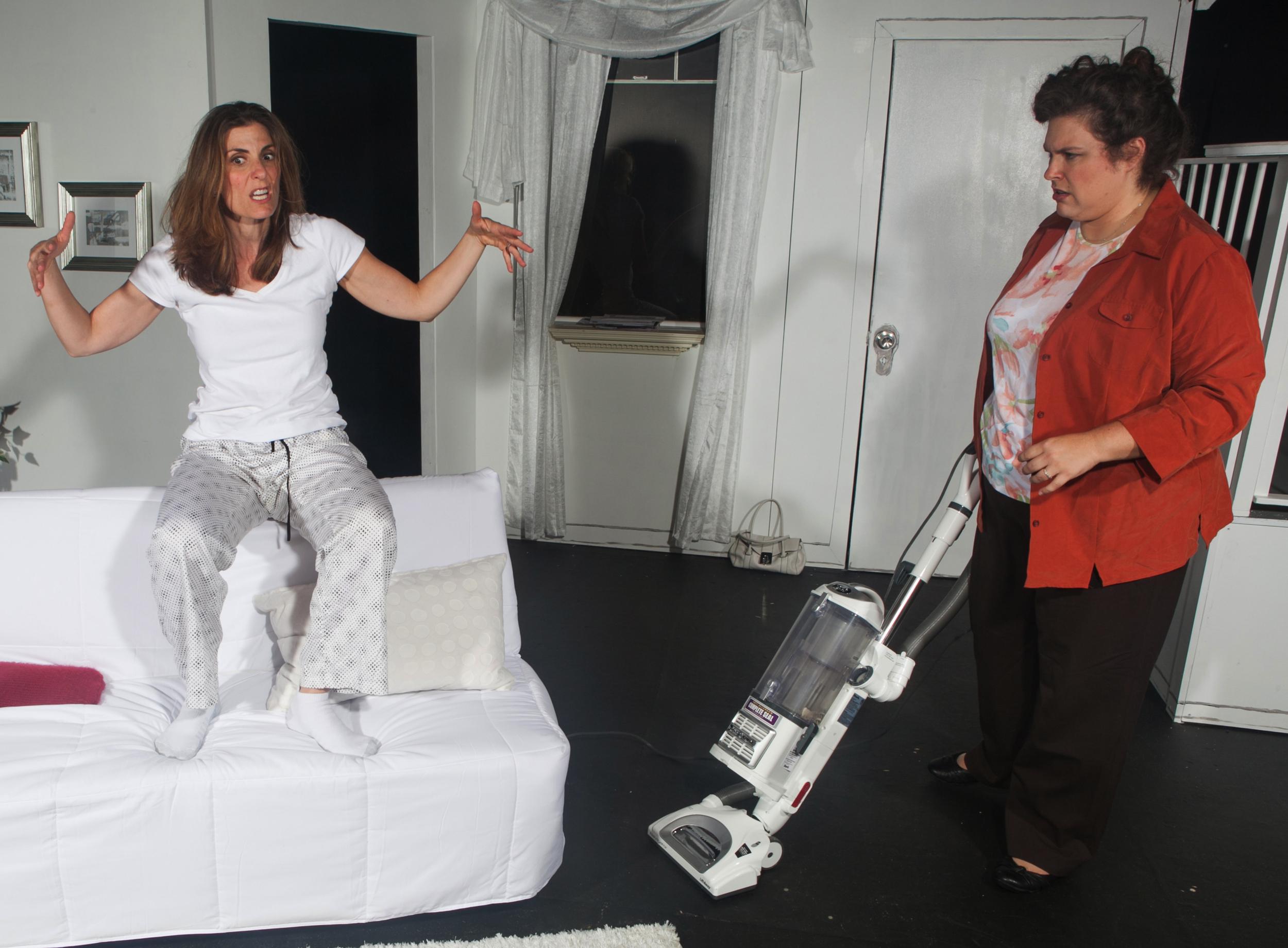 Susan Steinmeyer (Lane) and Deborah Hearst (Virginia)