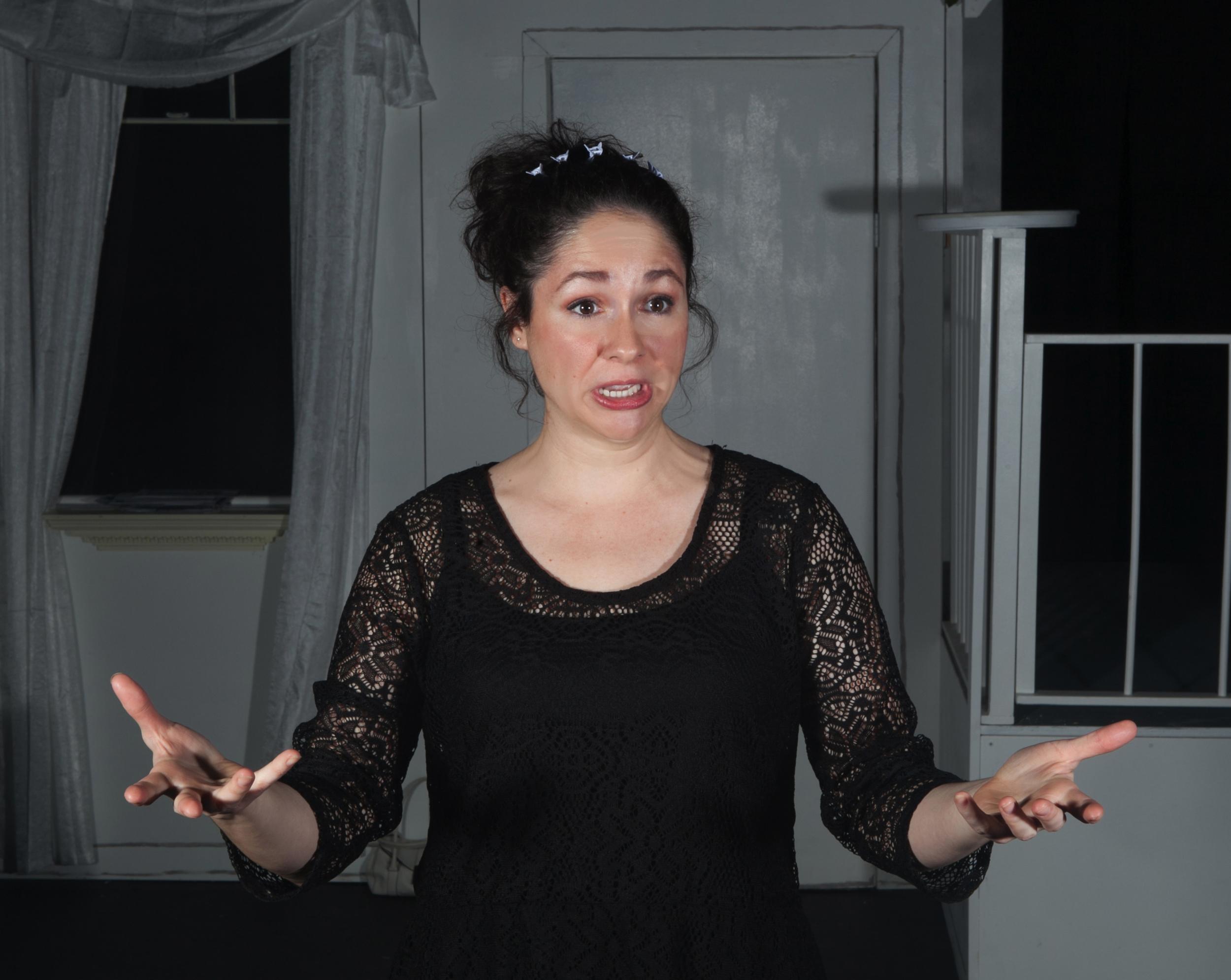 Jaimelyn Gray (Matilde)