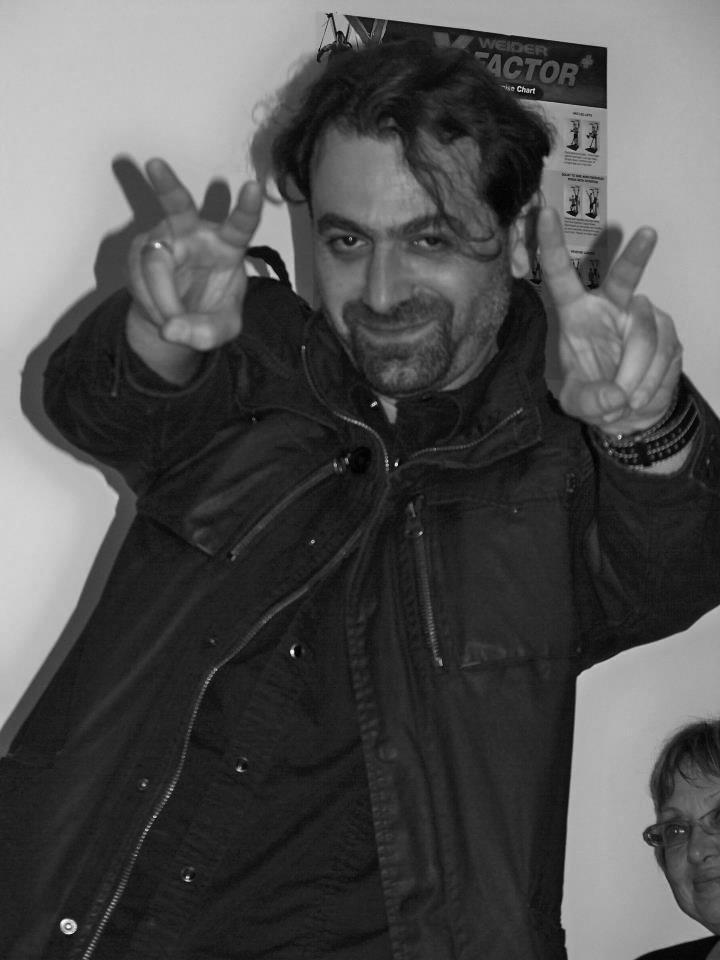 Борис Борушек, Boris Borushek (Actor, Bluebird Arts Russian Liaison