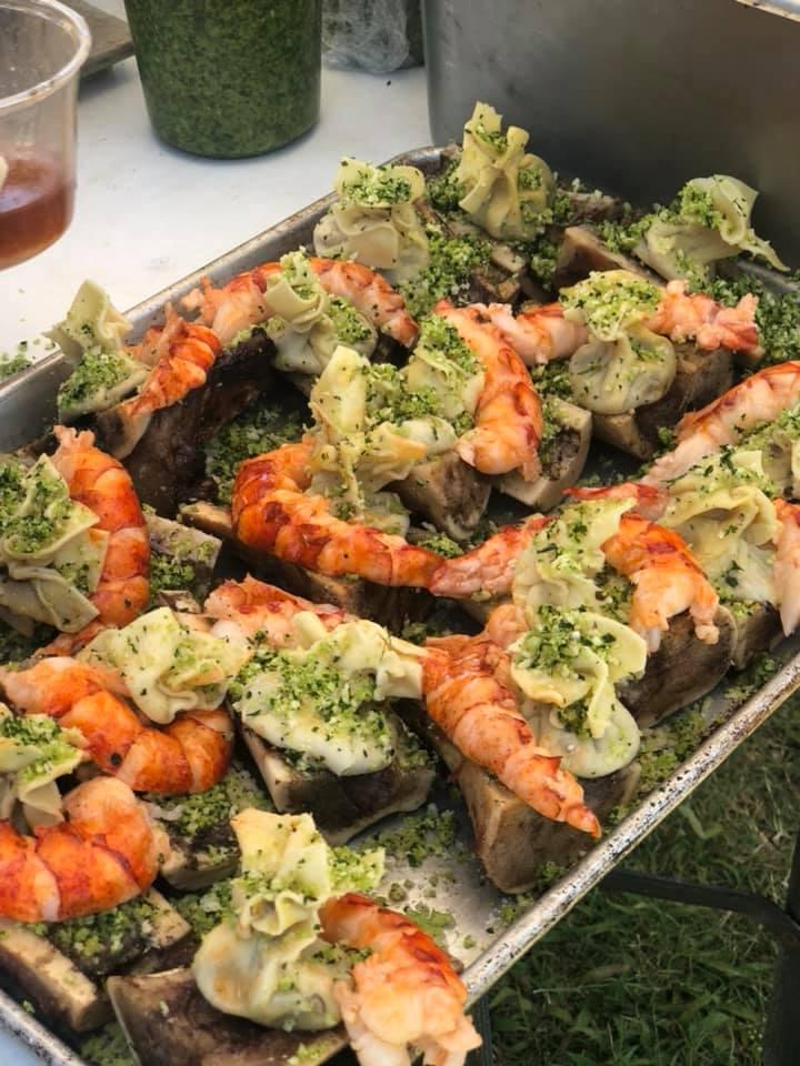 Sunday Asado with Bone Marrow Poached Lobster 2 .jpg