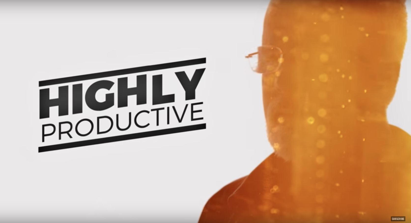 Marijane's original series - Highly Productive . Location Sound, Sound Design & Audio Post-Production by Jack. (Prod.) Wrong Creative.