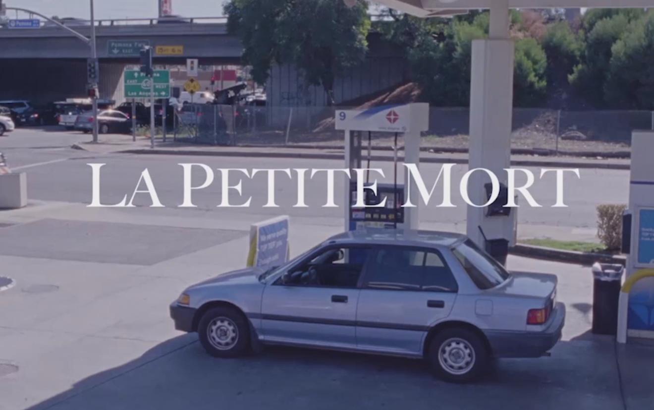 La Petite Mort  - 30min Indie Short. (Dir.) Jack Berger, (Prod.) Sam Cantar & Morgan White. Sound Design & Audio Post-Production, By Jack Goodman & Jordan Meltzer.