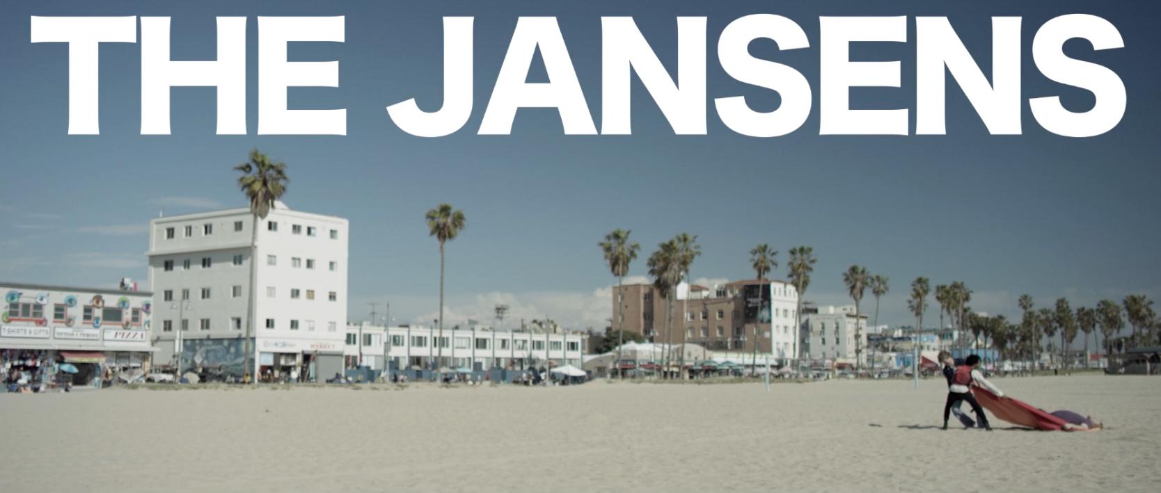 """""""The Jansens"""" - Pilot Episode - (dir.) Jordan Alberstien. (prod.) Big Smit's Ent. Location sound, sound design, & audio post-production by Jack Goodman"""