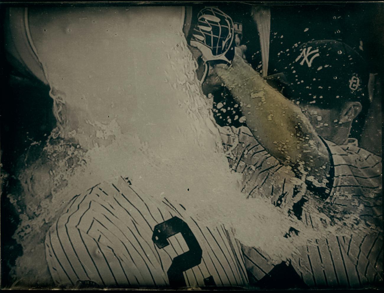 1582 Jeter Gatorade Final Game