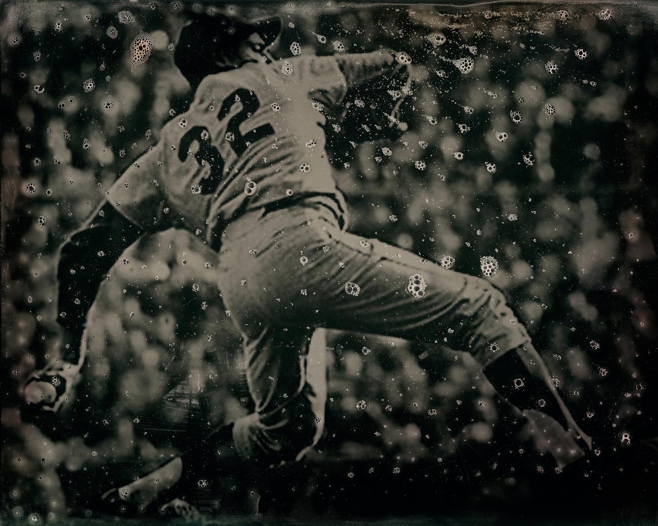 16659 Sandy Koufax Tintype