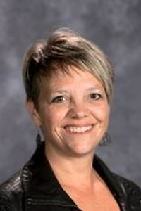 Angie Ladeau - Dean of Students/Academic Intervention Coordinator