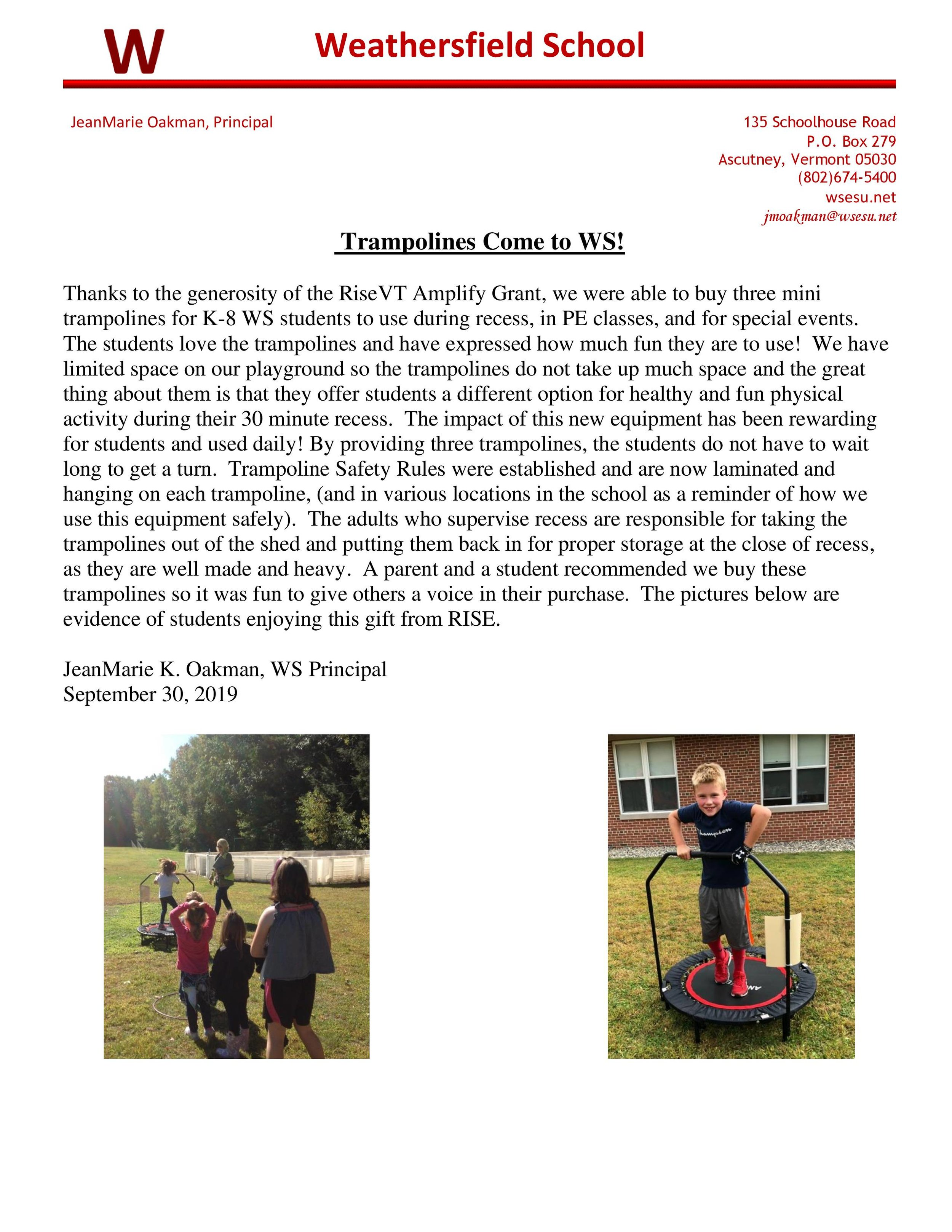 Trampolines Come to WS news release.jpg
