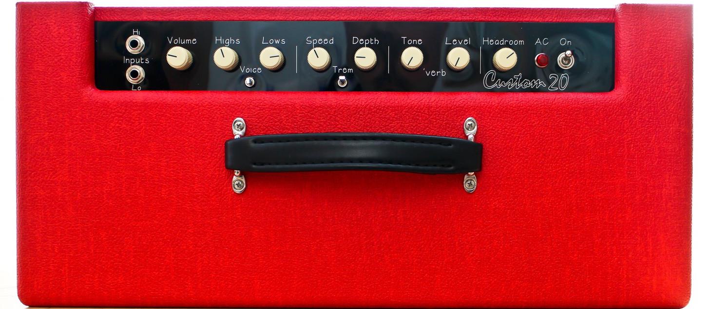 633 Engineering Custom 20  bespoke UK hand made guitar amplifier