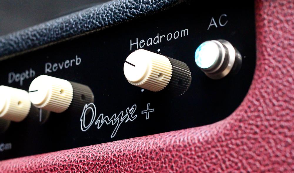 633 Engineering Onyx Plus bespoke UK hand made guitar amplifier