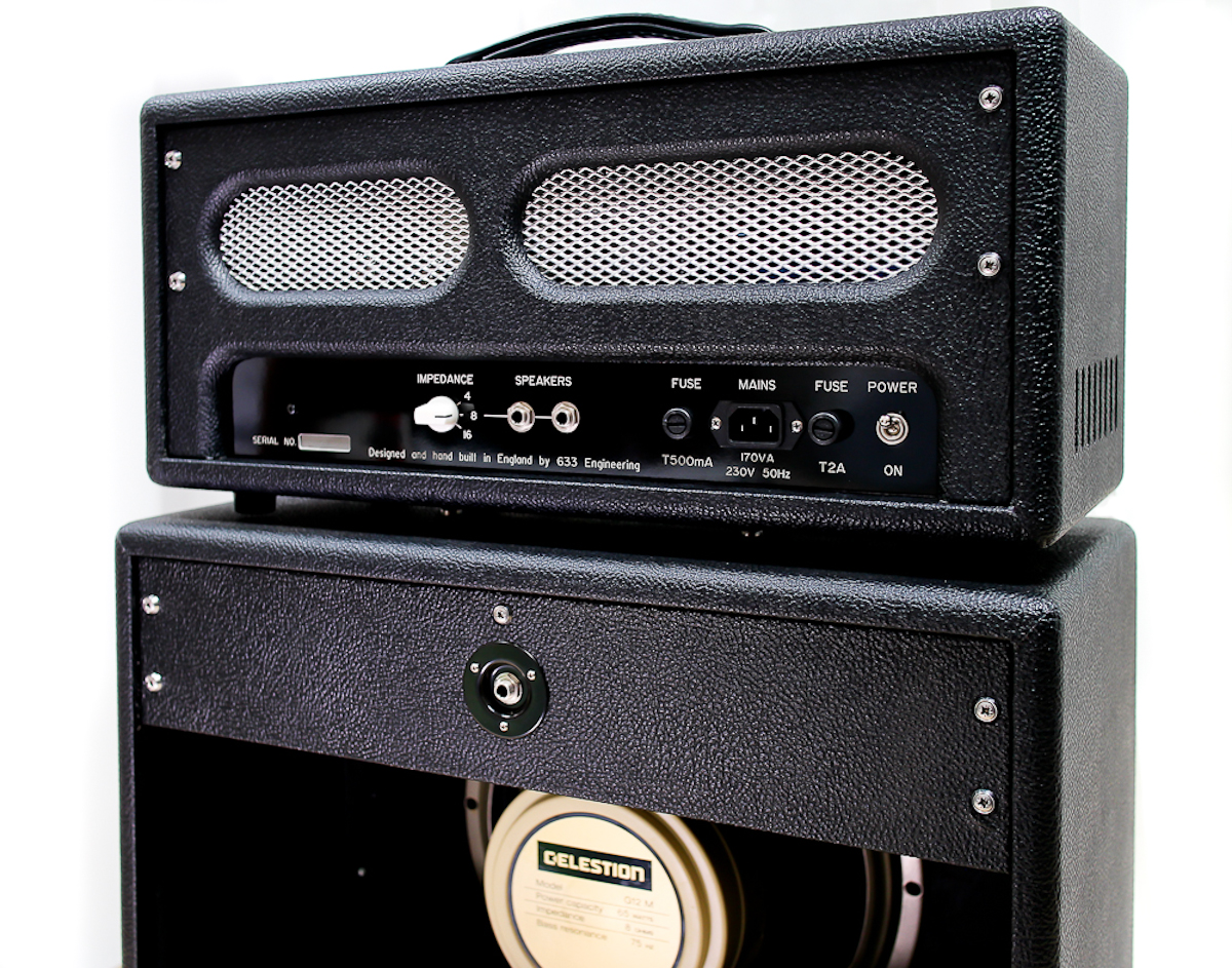 Classic 45 with Compact 1x12 cabinet