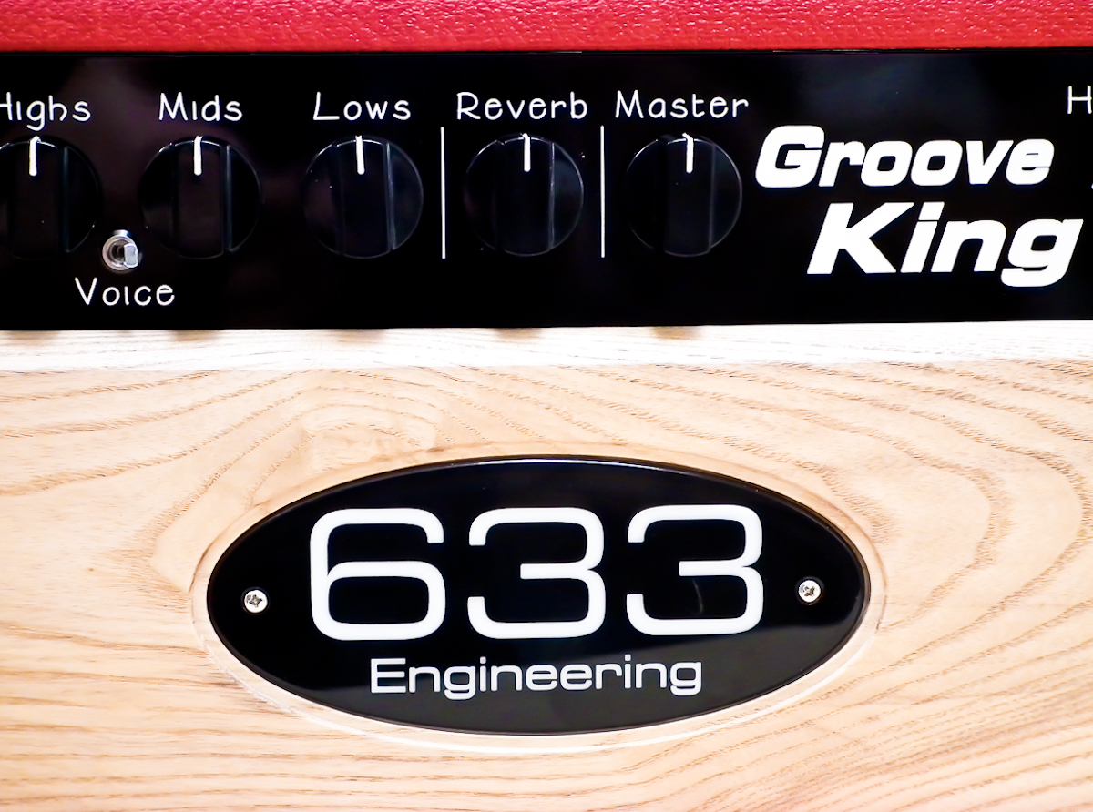 633 Engineering Groove King