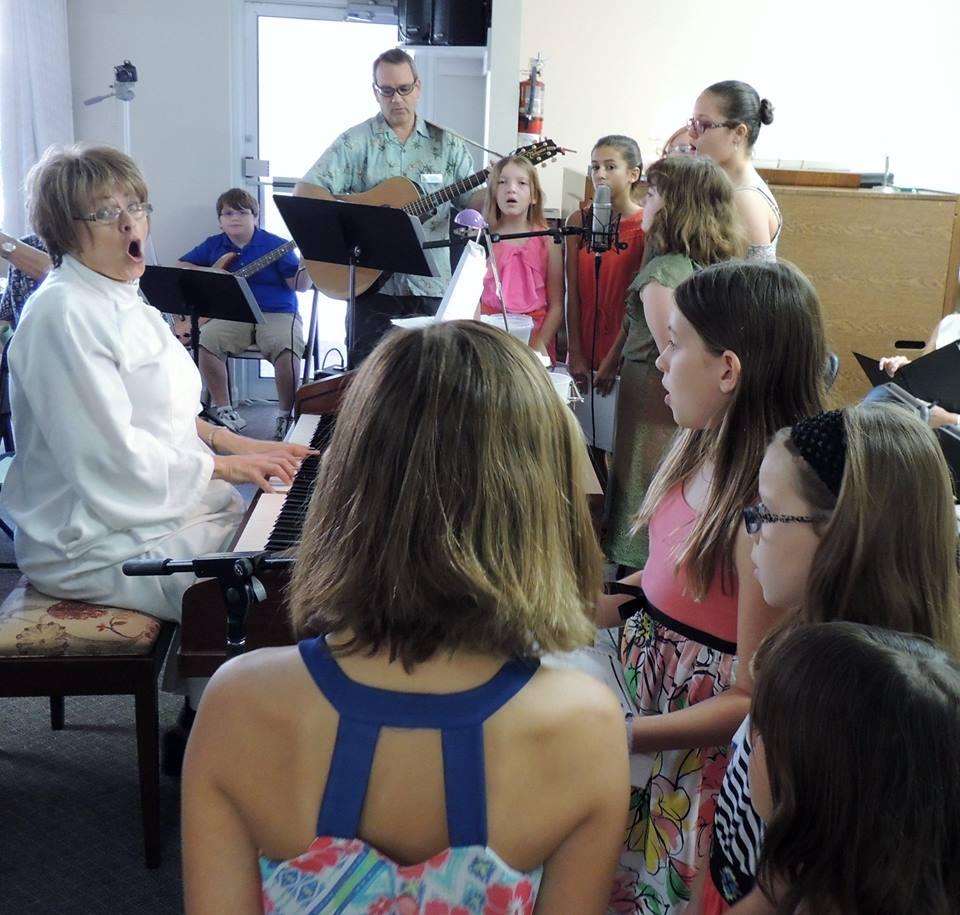2015 - Music Program Grows