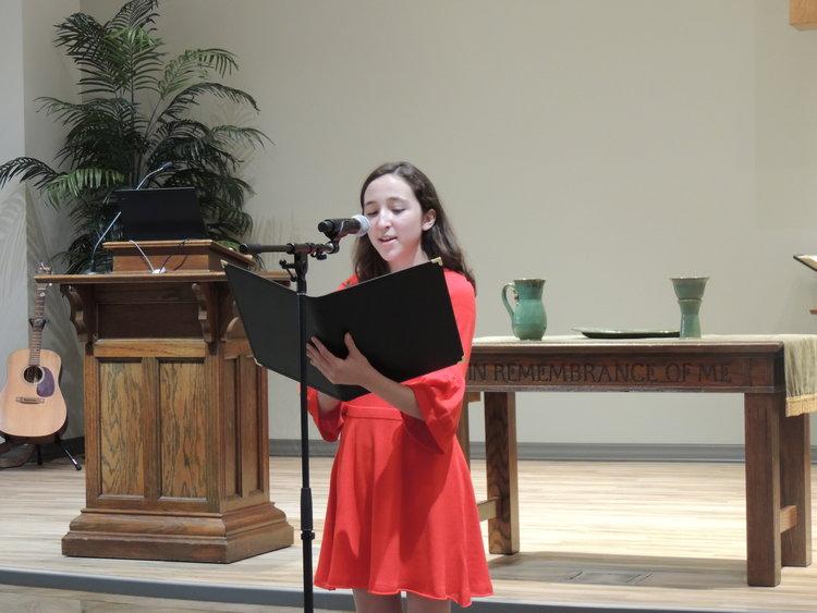 Isabella Bank, soprano
