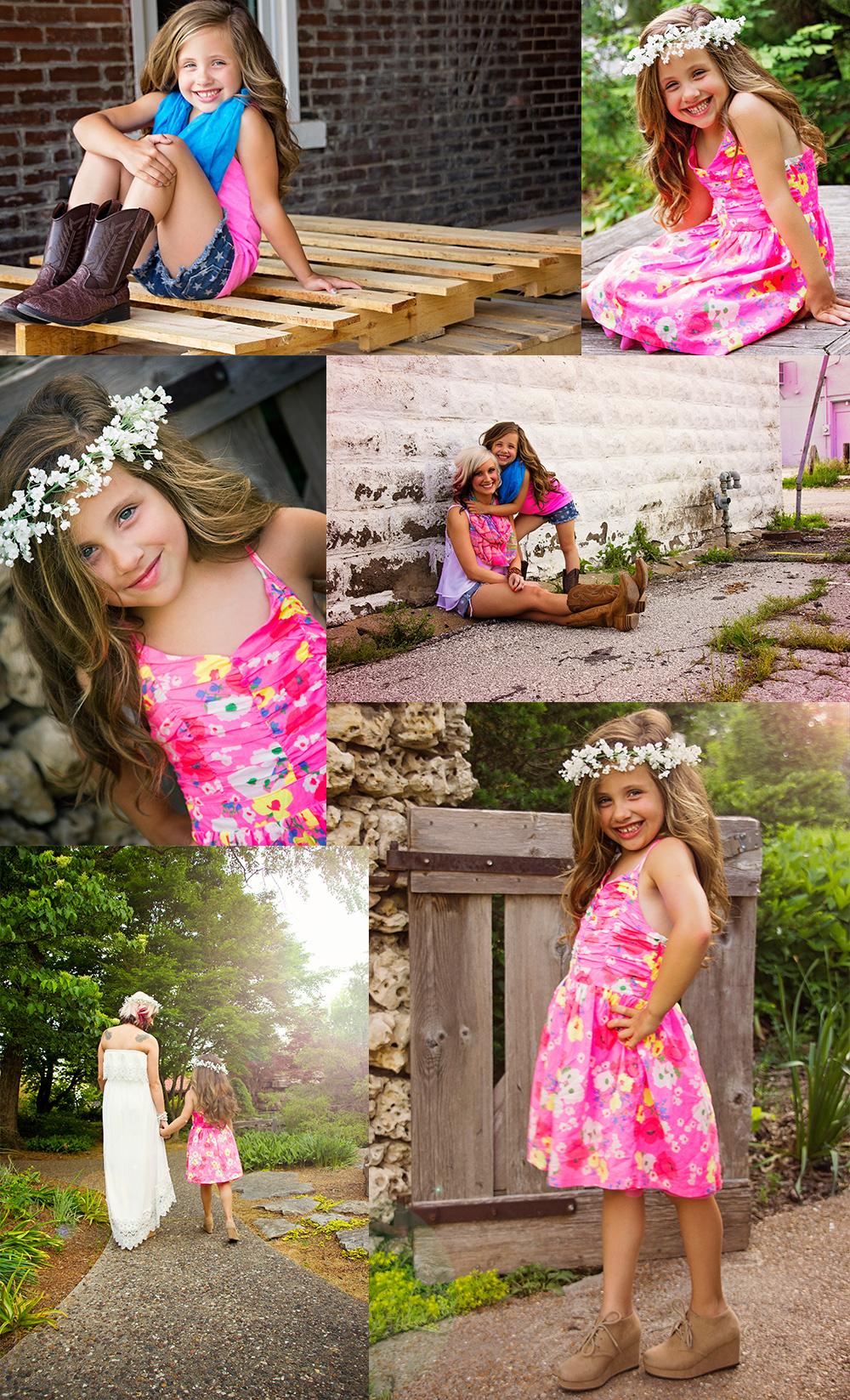 styled photoshoot columbia mo