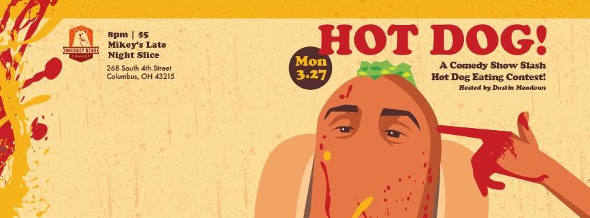 hot dog comedy 2017