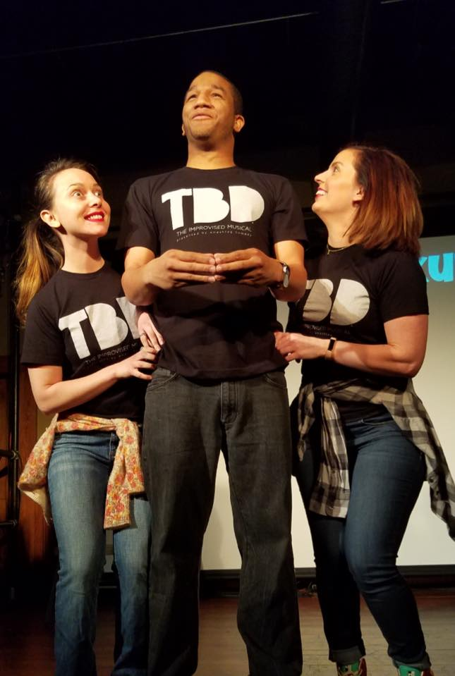 tbd the improvised musical hashtag comedy