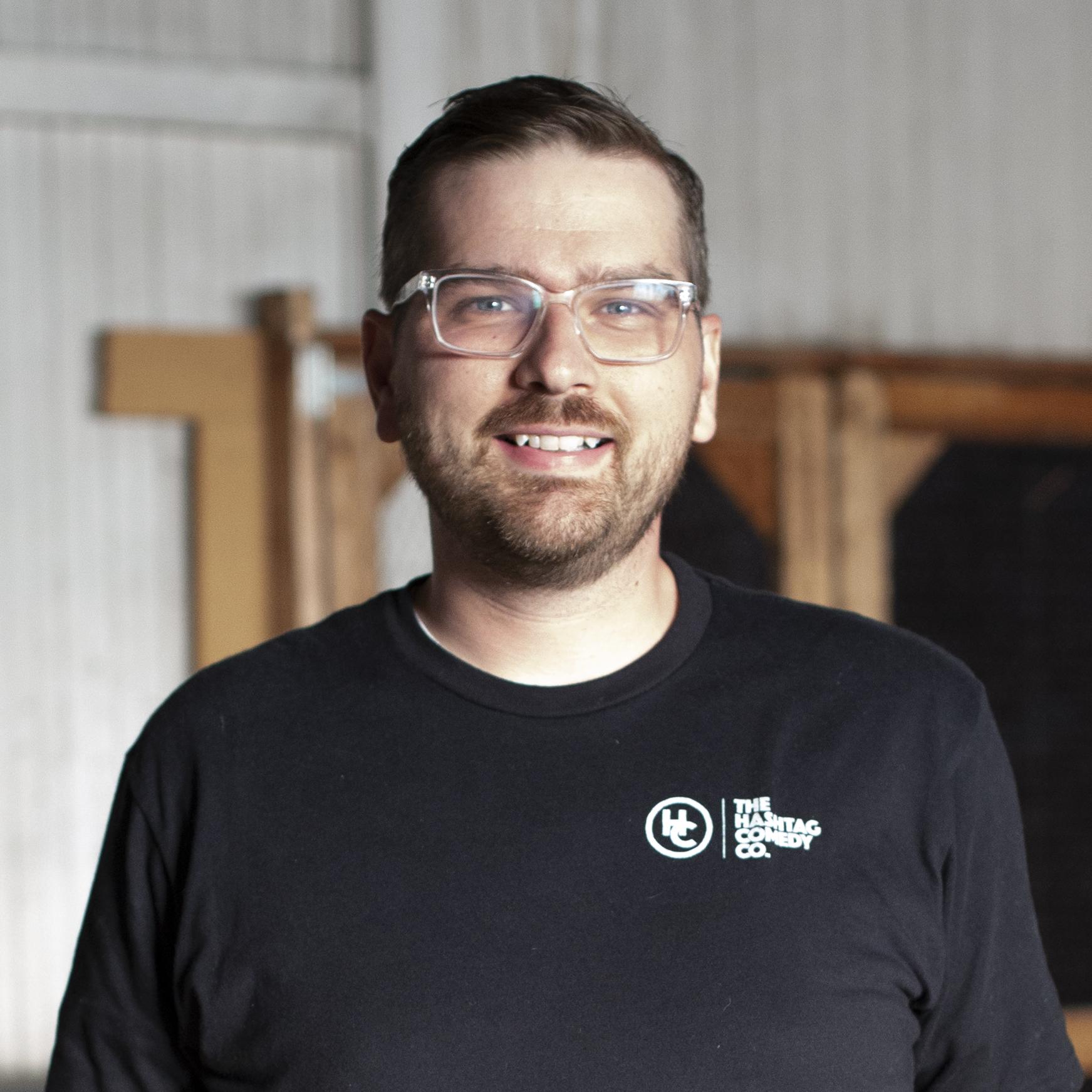 Kenny Greer, Marketing Director ✹
