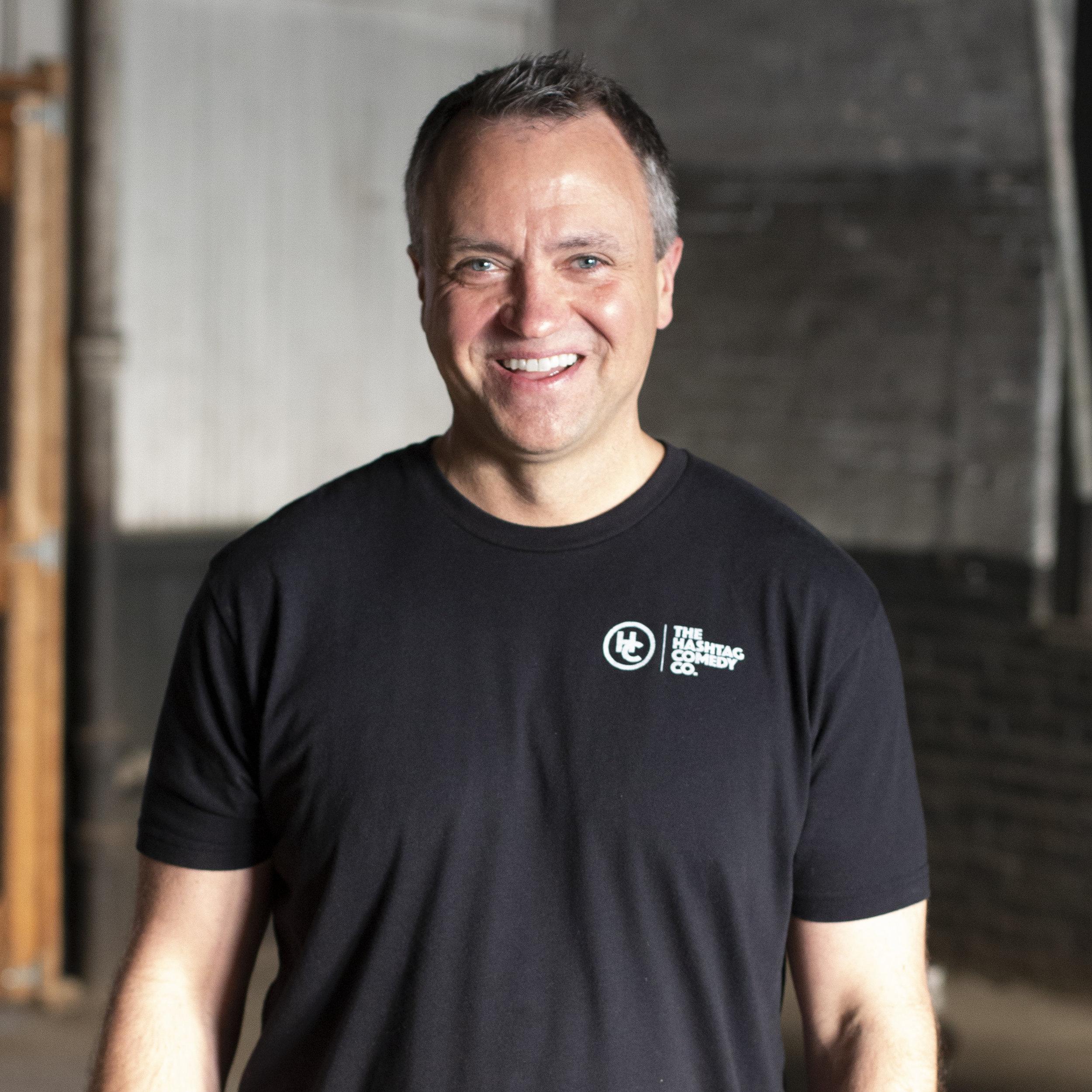 Paul Stelzer, Community Outreach Director