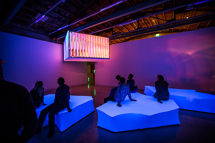 The Contemporary Austin – Jones Center. Courtesy the artist and Tanya Bonakdar Gallery, New York. Photograph by Ben Aqua.