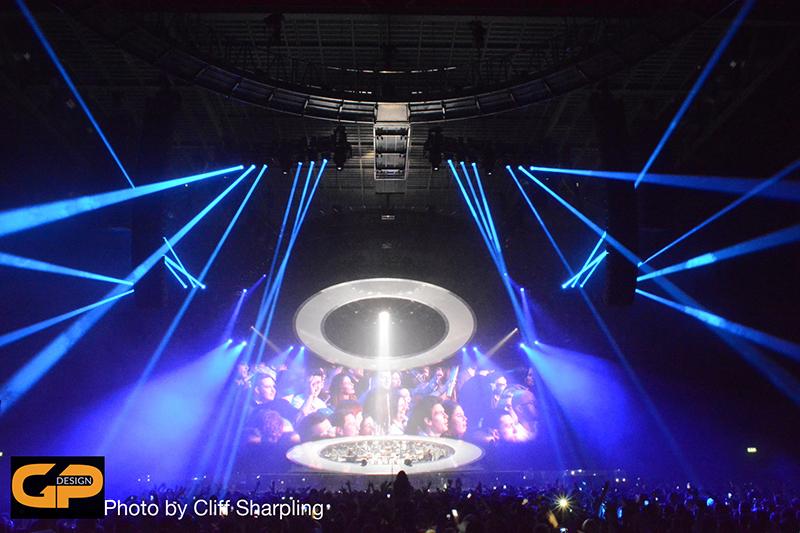 Concert photovia Guy Pavelo Design
