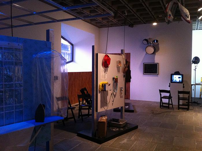 installation photo Whitney Museum of American Art