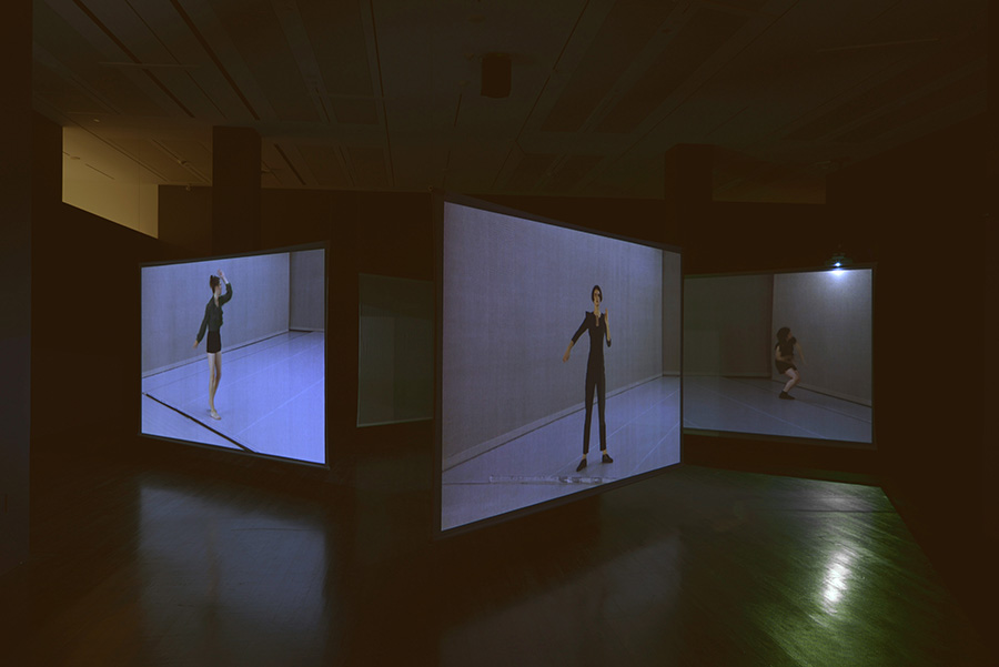 Installation photo courtesy of The Blanton Museum of Art