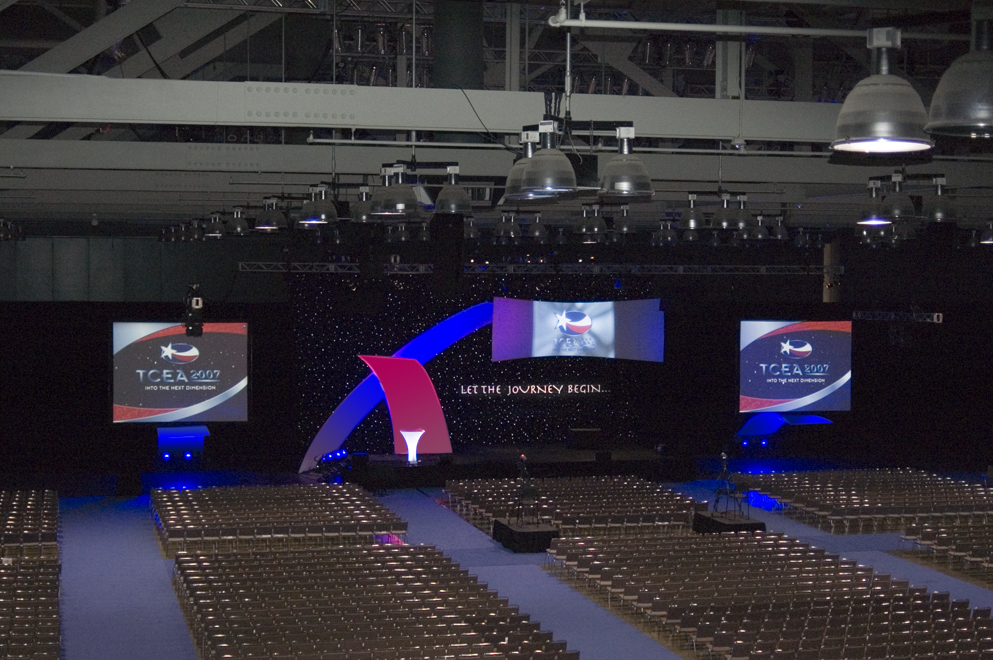 Stage Design for TCEA