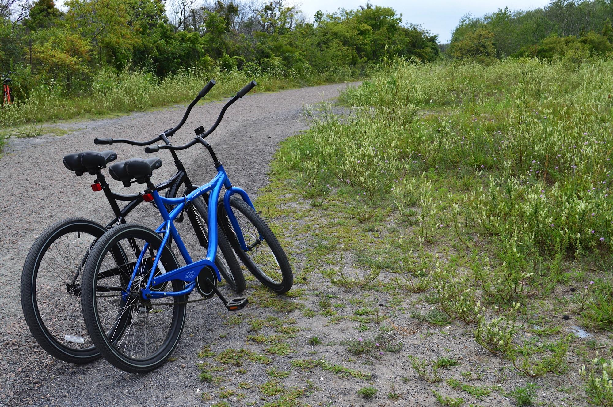 Bikes Fort Tilden 7-2014.JPG