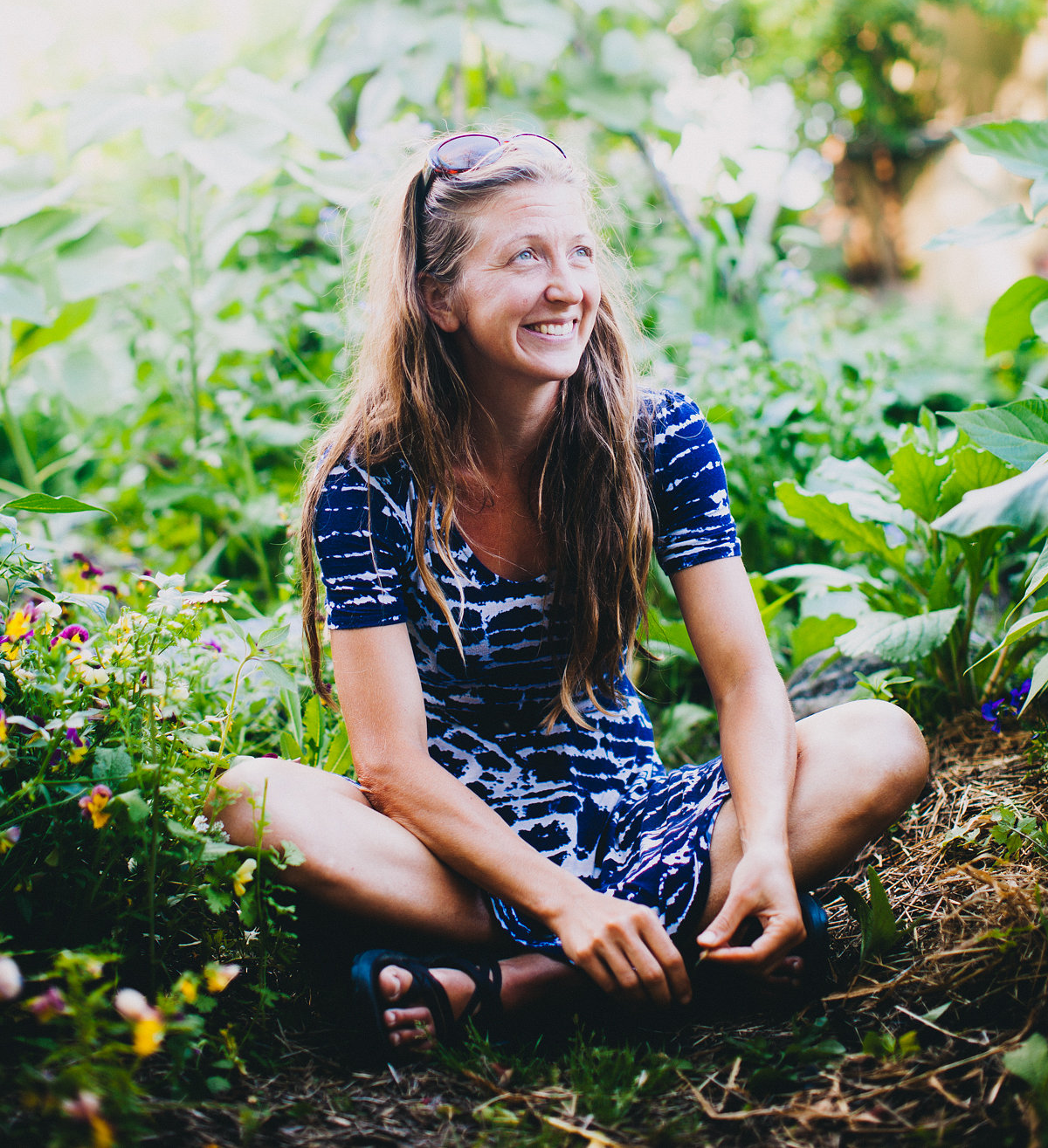 KobyJeschkeit-Hagen, Tiny DinerFarm Manager, Seed Sages Founder &  Permaculture Research Institute Cold Climate Teacher.