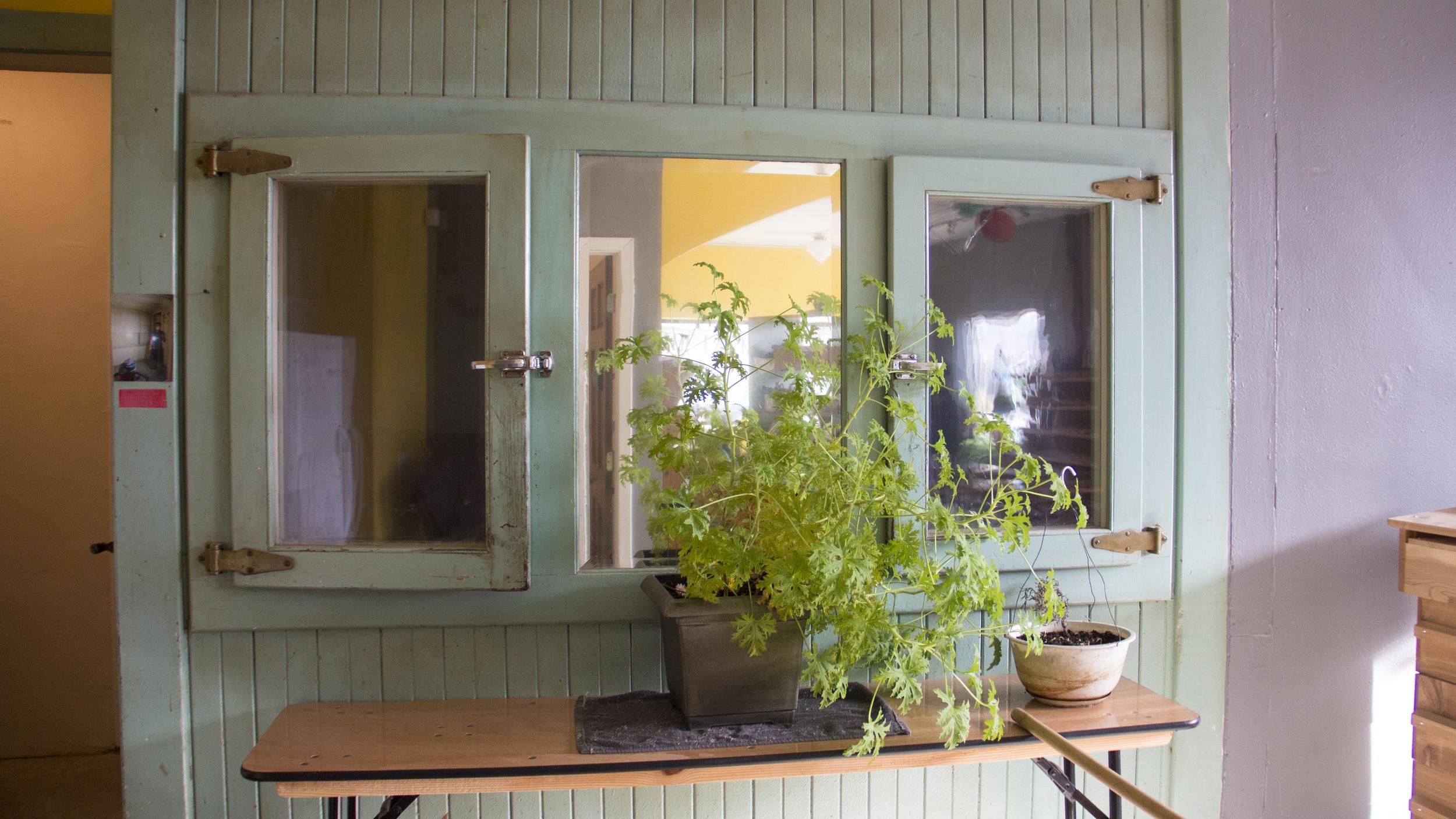 The mushroom incubator today, awaiting retrofit inside the Farmhouse.