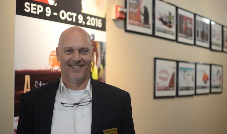 Artistic Director Lenny Bart, Spokane Civic Theatre