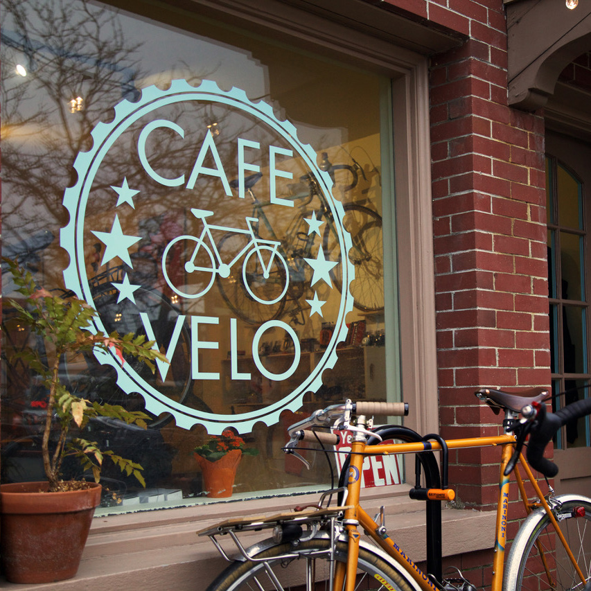 CAFE VELO - Espresso | Draft Beer | Bike ShopFuel up with espresso, acquire expert advice on riding around Bellingham, then grab a sandwich to go. Need a tune up? Perfect, drop off your wheels and enjoy a beer on the patio.120 Prospect Street | cafe-velo.cc | (360) 392-0930
