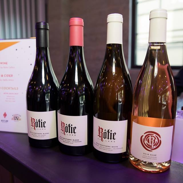 ROTIE CELLARS - Finesse Driven | Old World StyleHead downtown and up the stairs to sample wines that were grown with purpose. French style Rhône blends await you in the tasting room. Enjoy!31 E Main St, Suite F, rotiecellars.com, 509.301.9074,