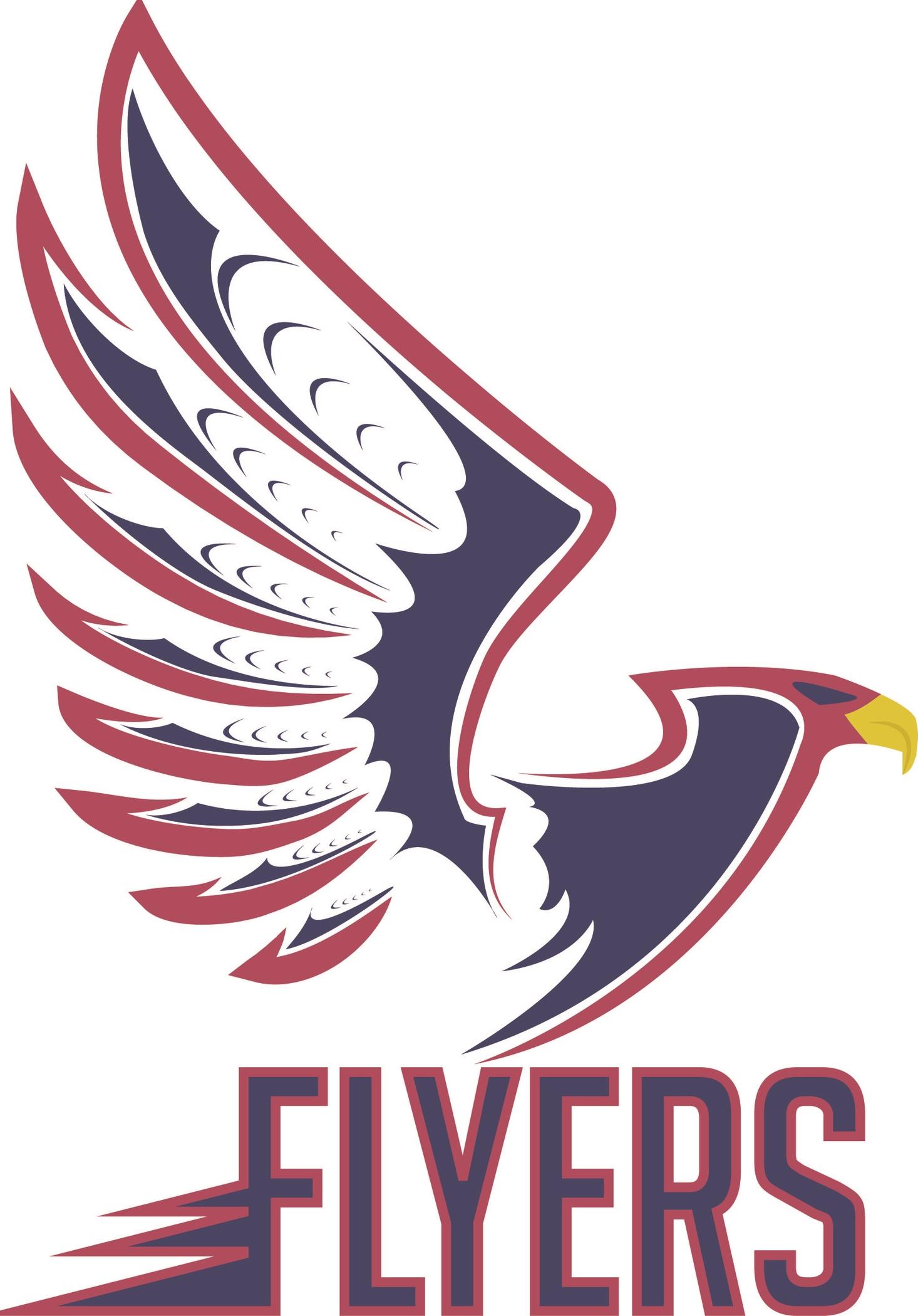 Logo designed for a recreational La Crosse Club.