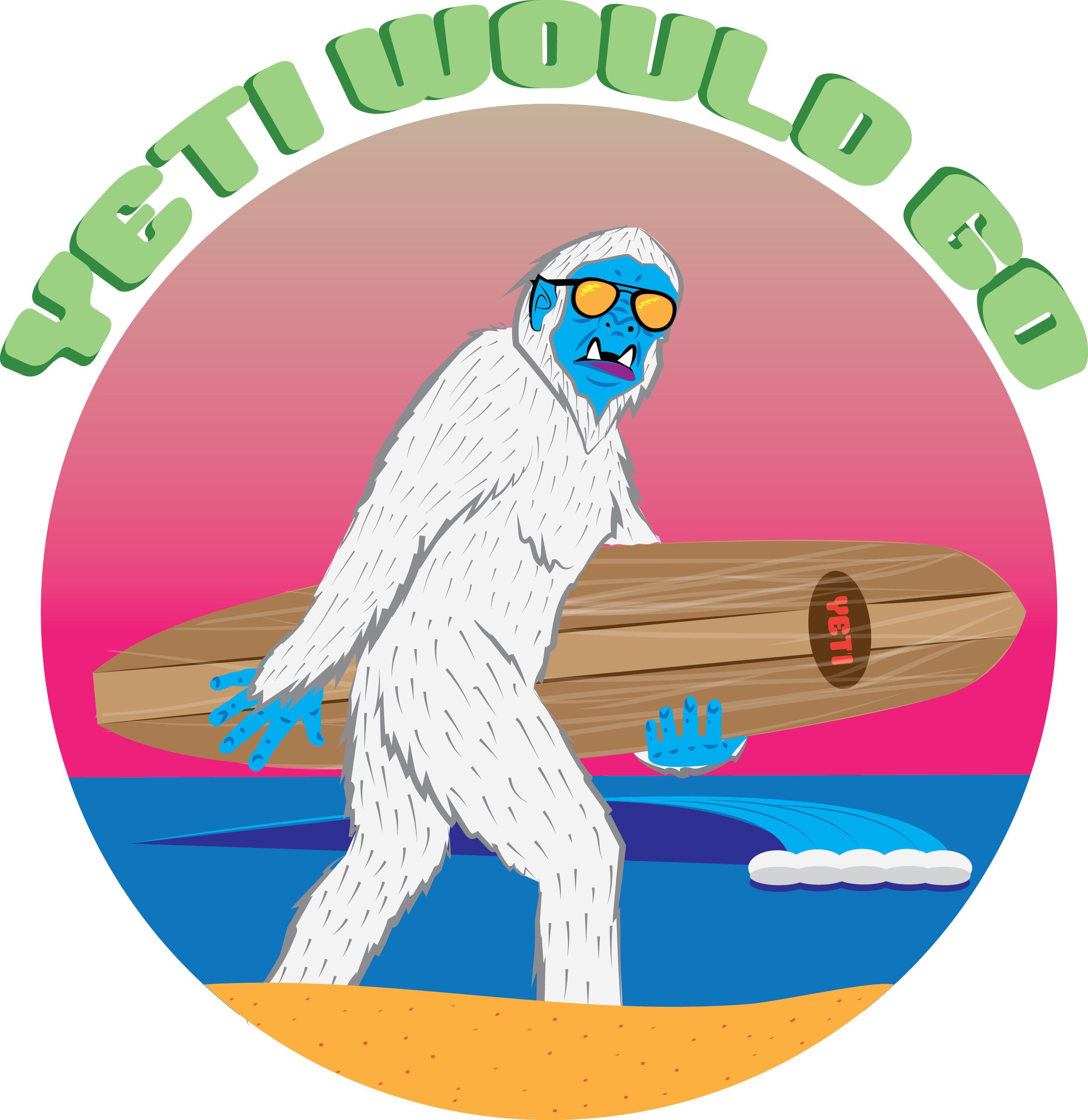 Concept logo for a start up surfboard manufacturer.