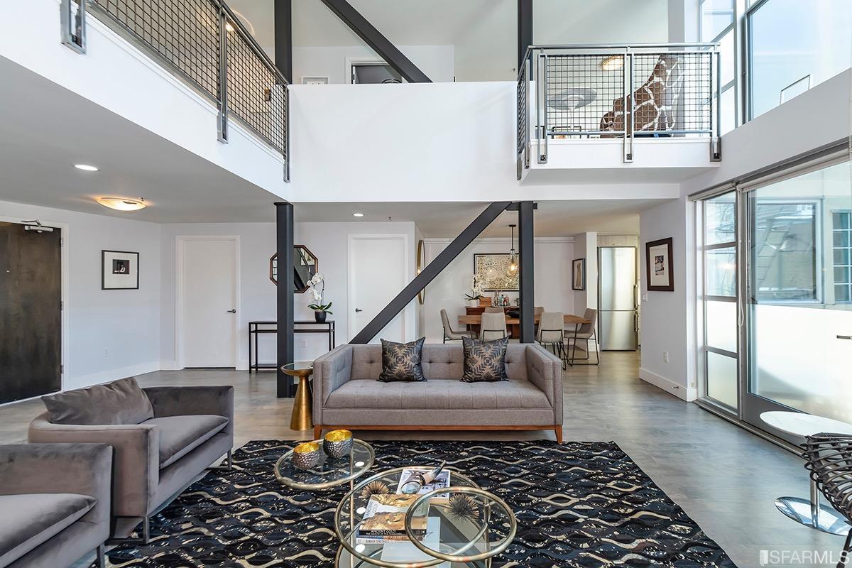 1221 Harrison St. #23 - 1 Bed | 2 Bath | 1,404 Sq.ft. | $1,225,000