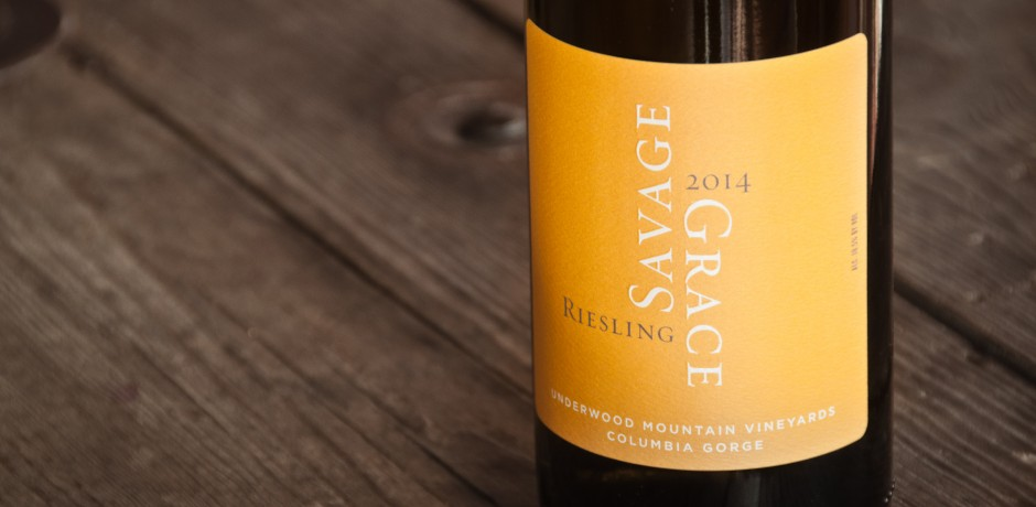 Savage Grace Riesling 2013