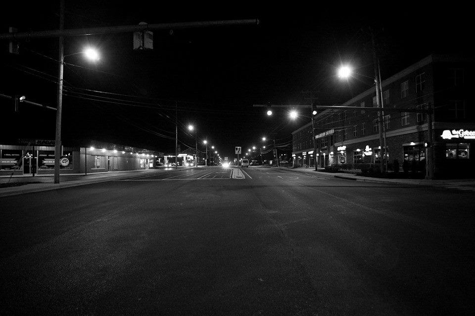Elkton Rd...I mean South Main St. in Newark, Delaware... (22/365)