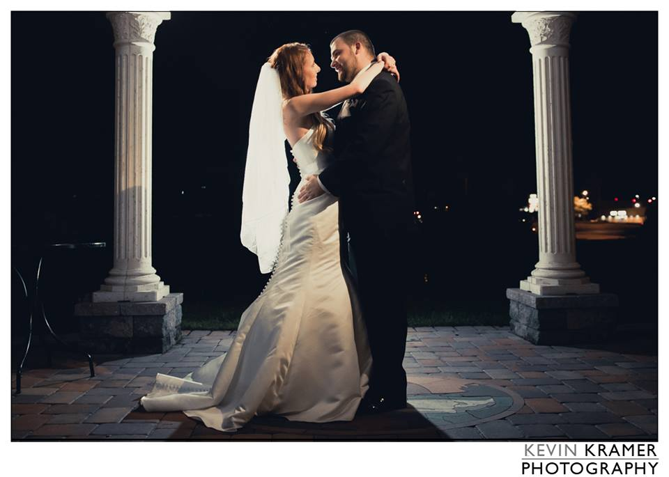 3: Jennifer and Jon: Wilmington Hotel Wedding