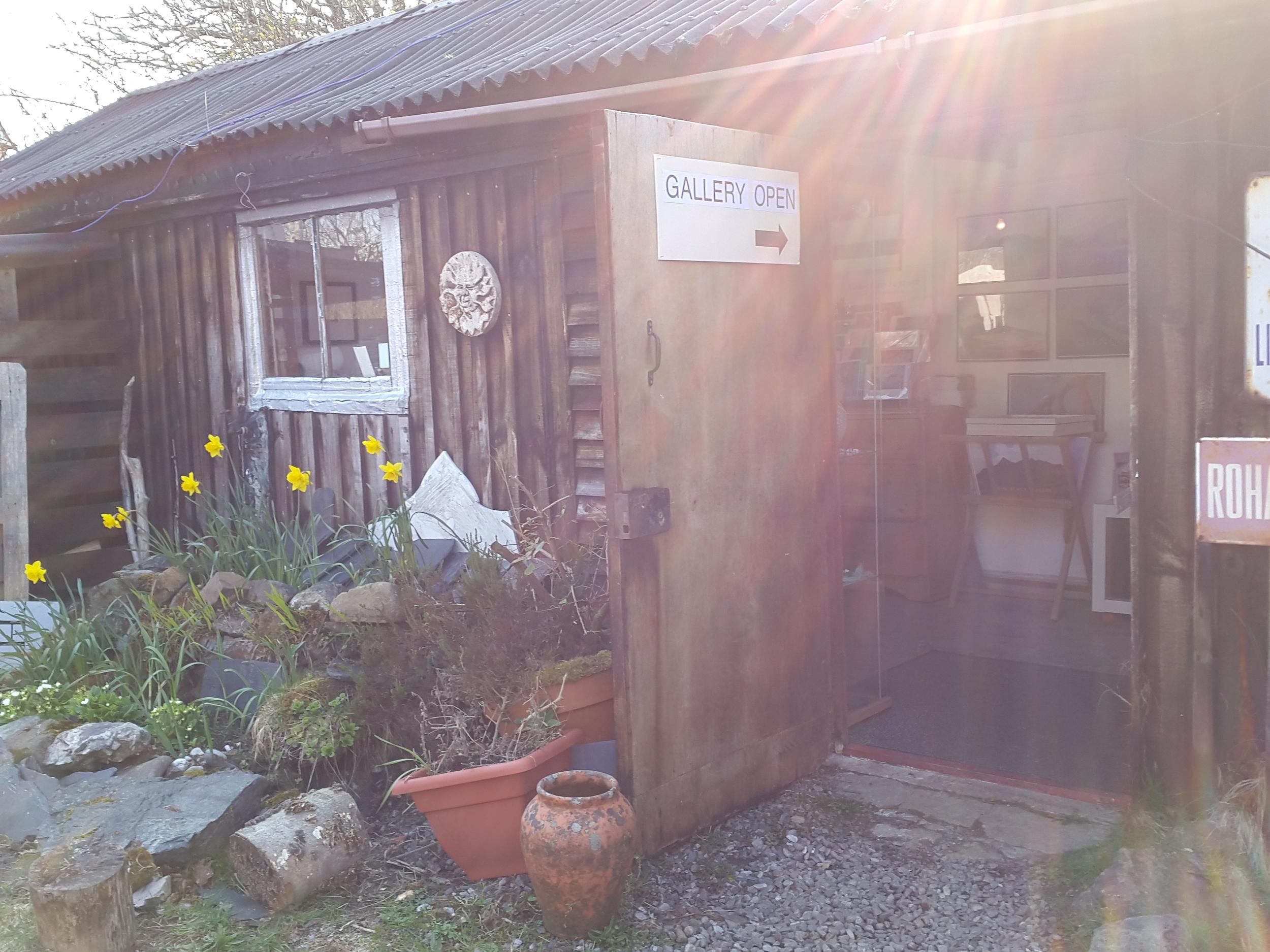 Heather's Studio