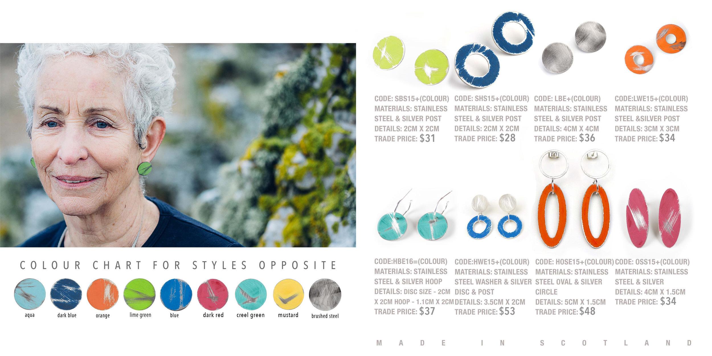 Earrings page 1