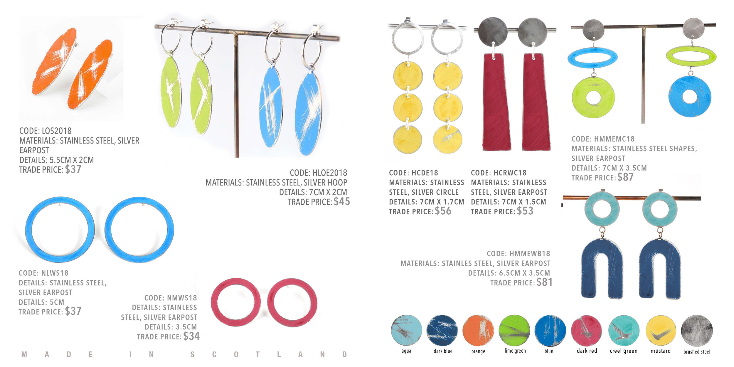 Earrings Page 2
