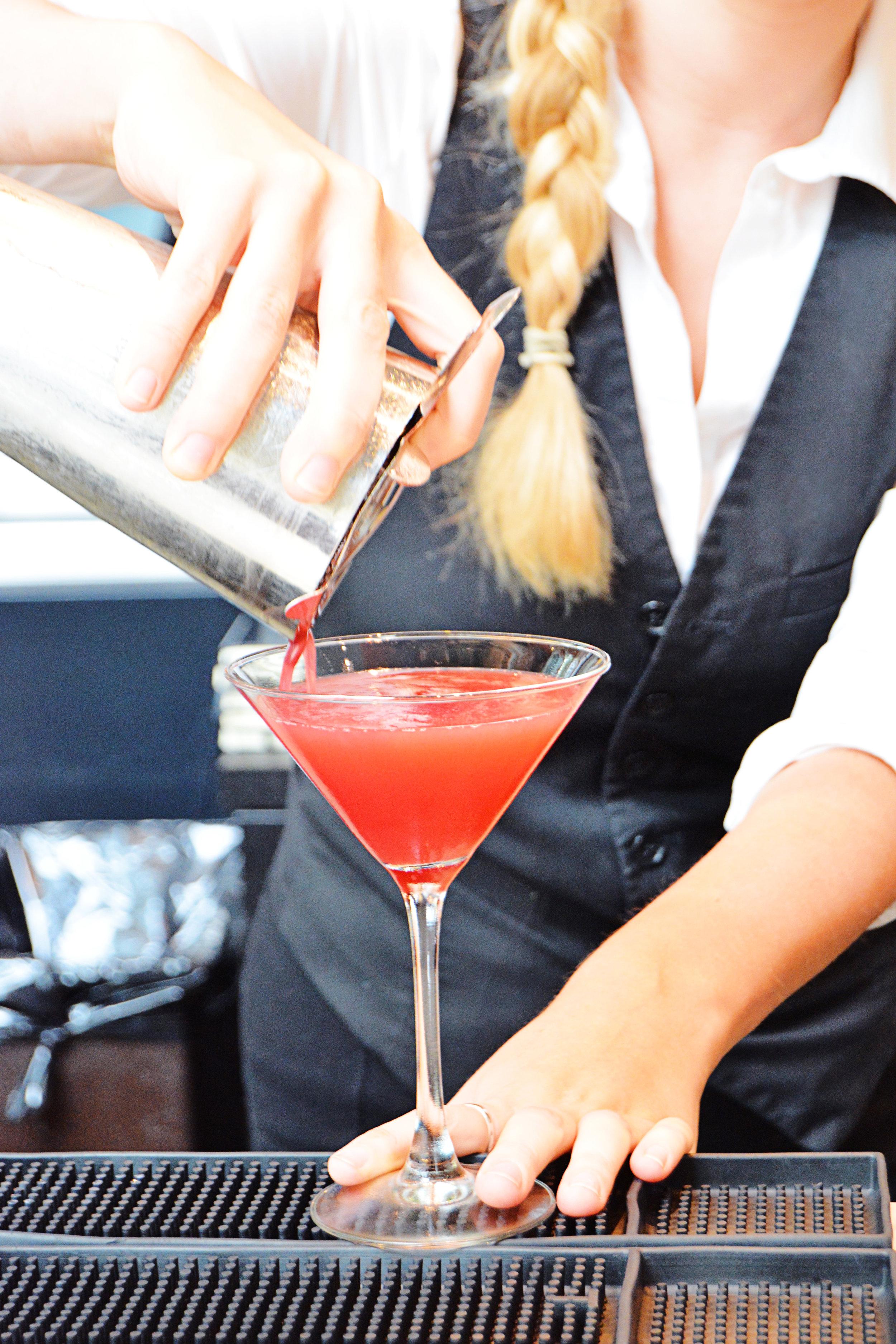 Loulay Seasonal Cocktail