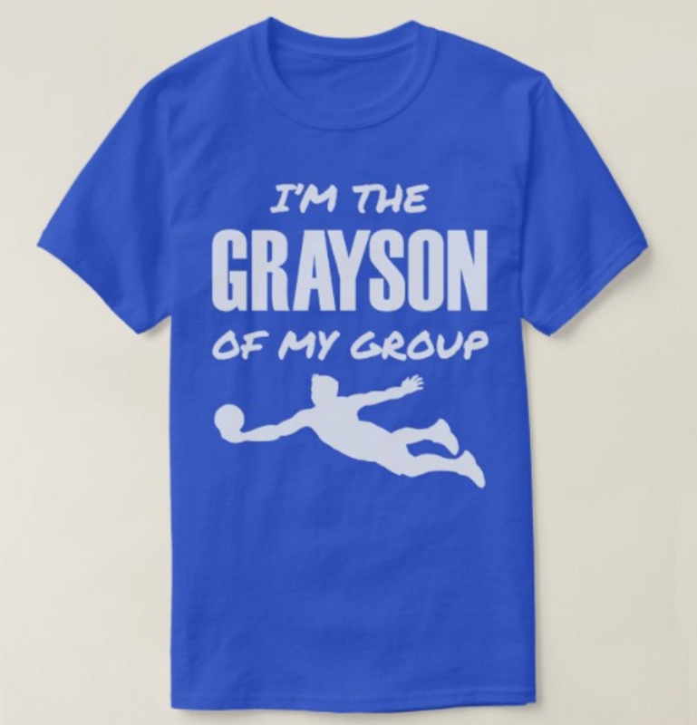 the Grayson of the group
