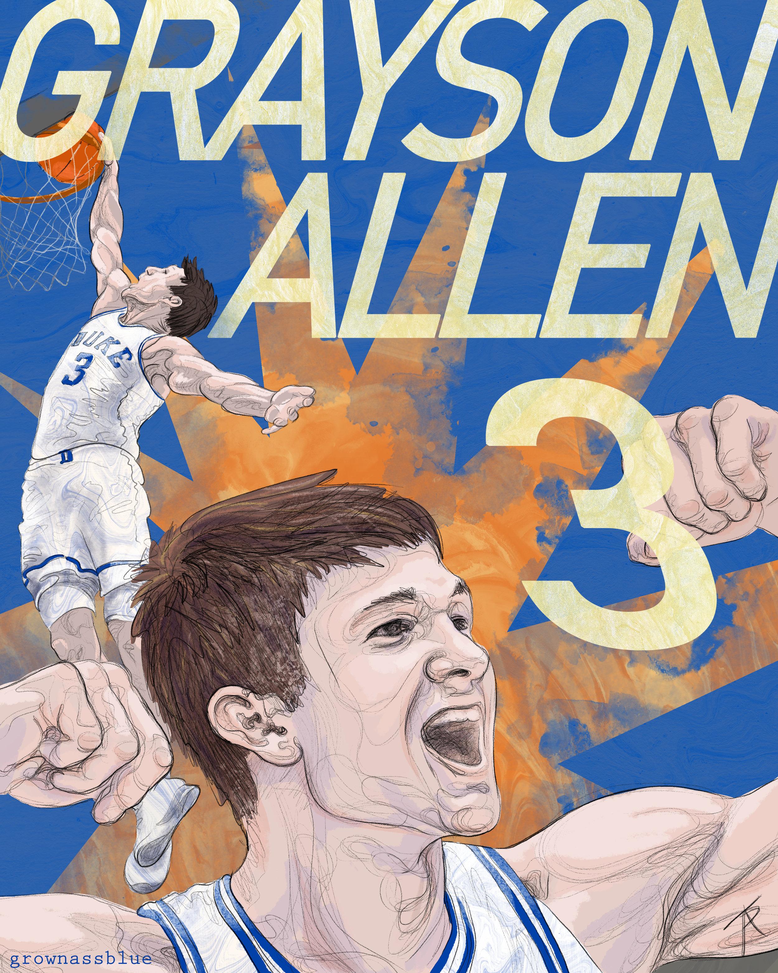 Grayson Allen