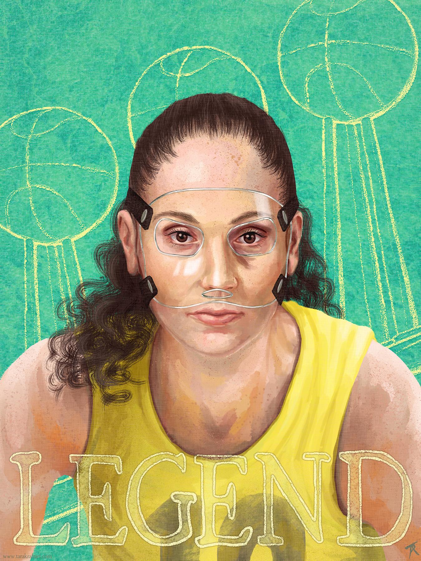 Legend: Sue Bird