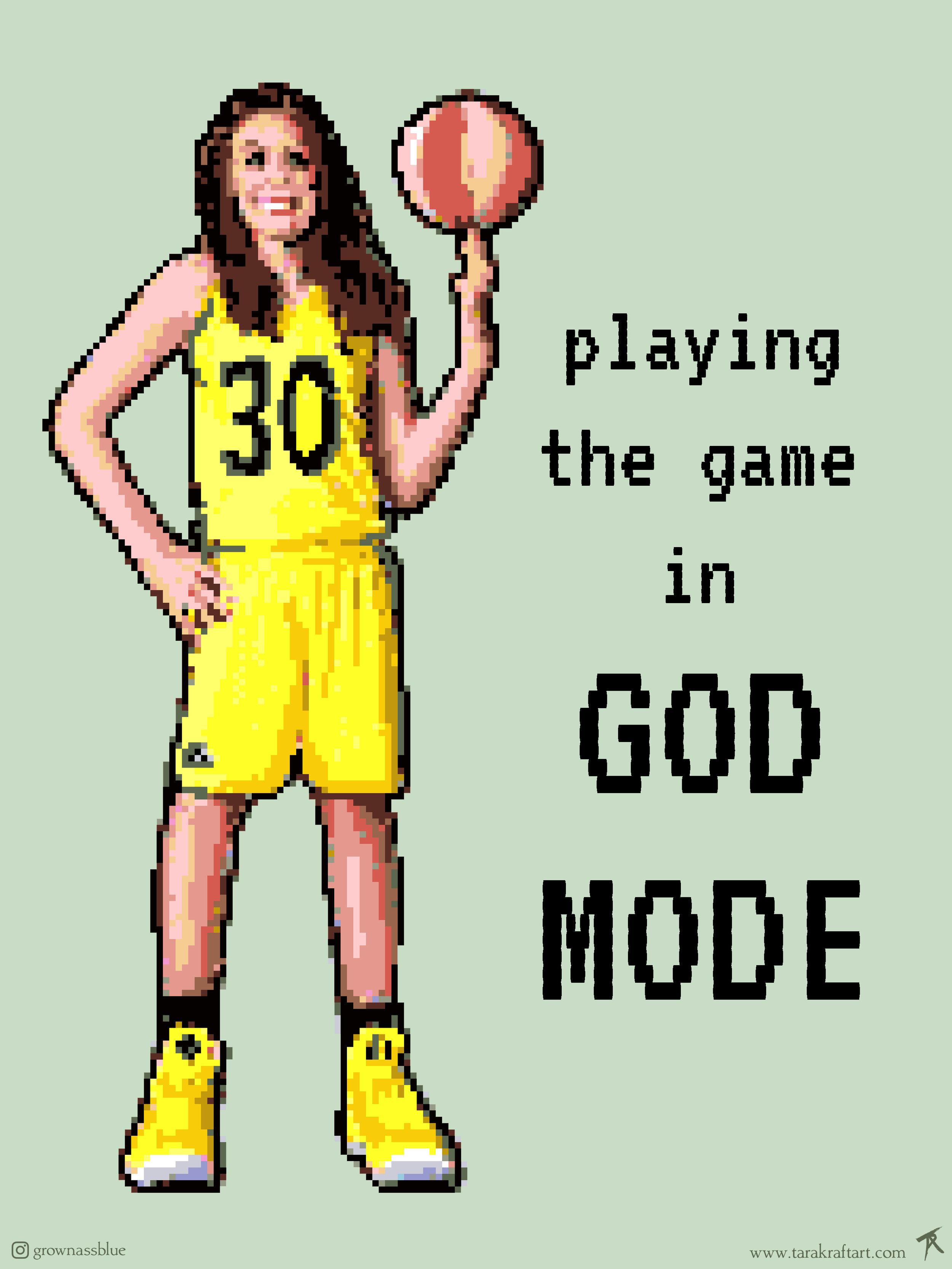 Breanna Stewart: God Mode