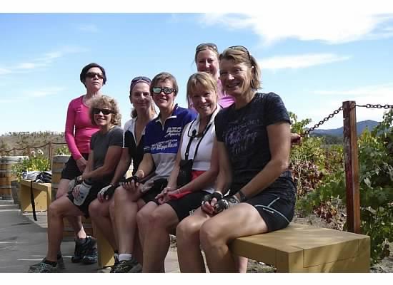 marin cycling tours