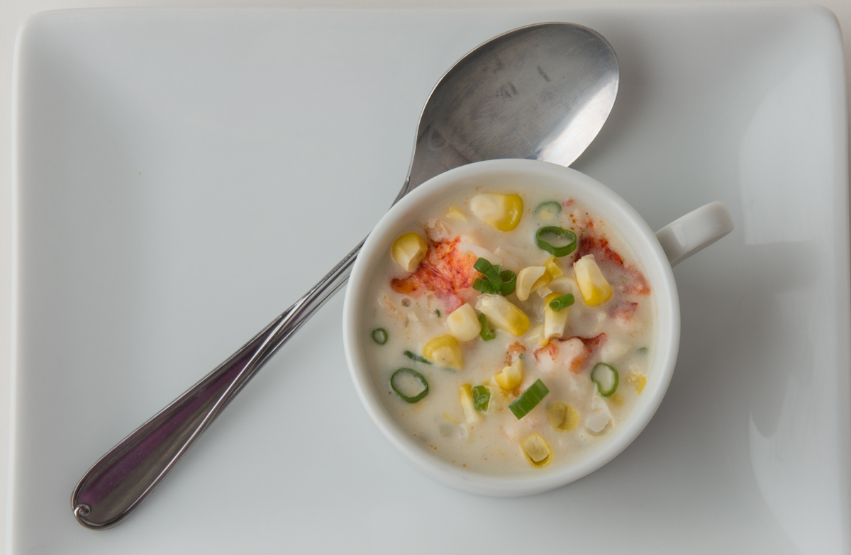 ABSOLUTELY LOBSTER® CHOWDER   Add Absolutely Lobster® tail meat to your favorite chowder or bisque for a seafood-sensational soup!