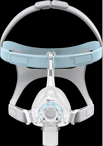 - This is a nasal mask. There are multiple types of mask. A comfortable mask is vital to success with PAP therapy
